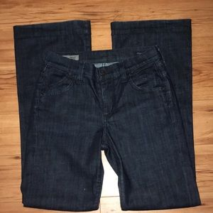 Citizens of Humanity sz 25 short Hutton jeans
